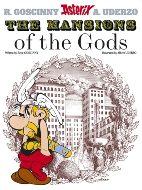 Vol. 17 - The Mansions of the Gods