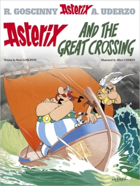 Vol. 22 - Asterix and the Great Crossing