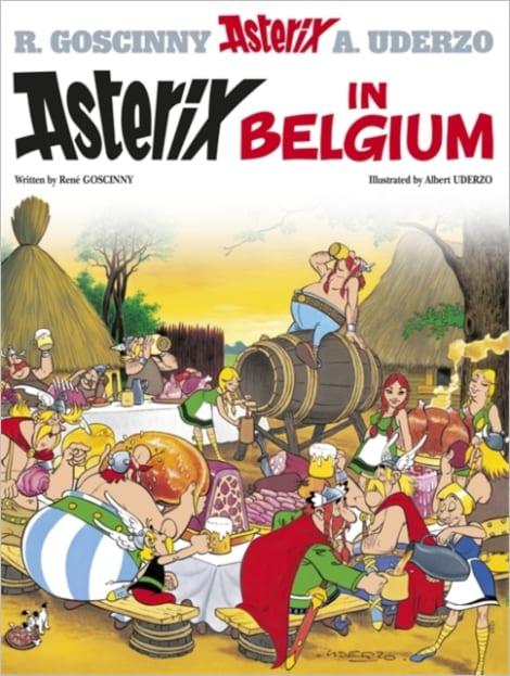 Vol. 24 - Asterix in Belgium