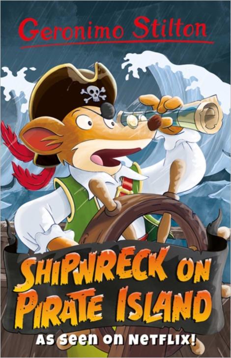 Shipwreck on Pirate Island