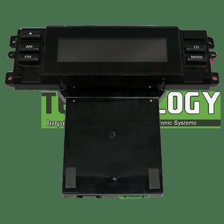 Infotainment Control Module Program Transfer For Volvo P3 Platform
