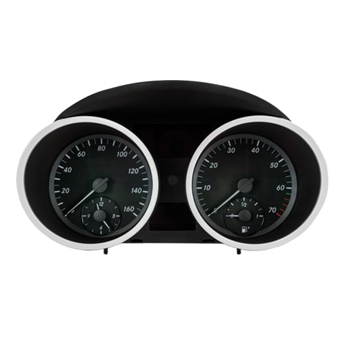 Instrument Cluster Repair Service for Mercedes-Benz SLK and AMG