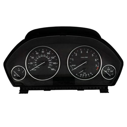 Instrument Cluster Repair Service for BMW F30, F31, F32, F33, F34, F36