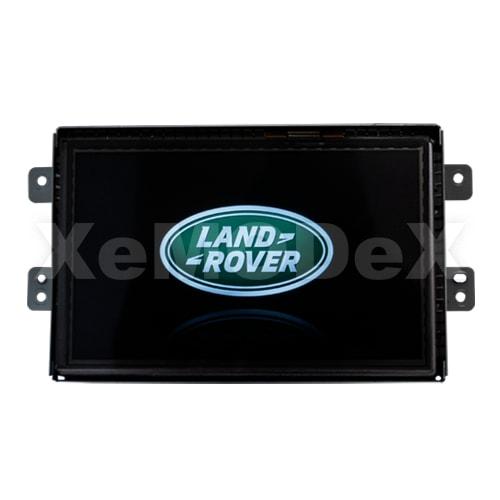 Navigation Display Repair For Range Rover