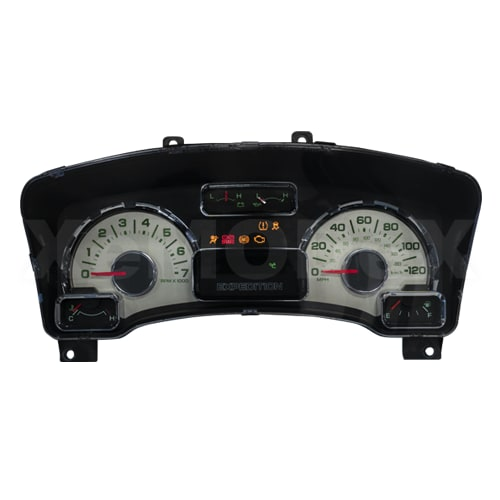 Instrument Cluster Repair For Ford Expedition