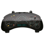 Instrument Clusters Repair Service For Saab 9.7X