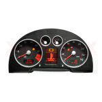 Instrument Cluster Repair For Audi TT