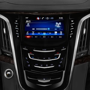 Touch Screen Radio/Nav System Repair Service For Cadillac