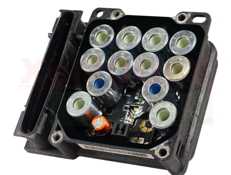 ABS Brake Control Module Bosch 7.0 Repair For Range Rover