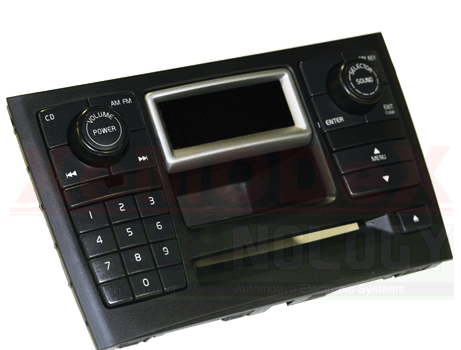Infotainment Control Module Matrix Pre-Programmed For Volvo