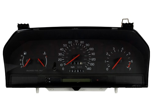 Instrument Cluster Repair Service for Volvo 850