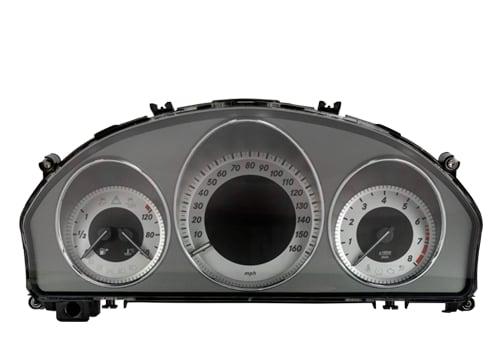 Instrument Cluster Repair Service for Mercedes-Benz GLK-Class