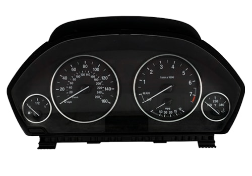 Instrument Cluster Repair Service for BMW F30, F31, F32, F33, F34, F36