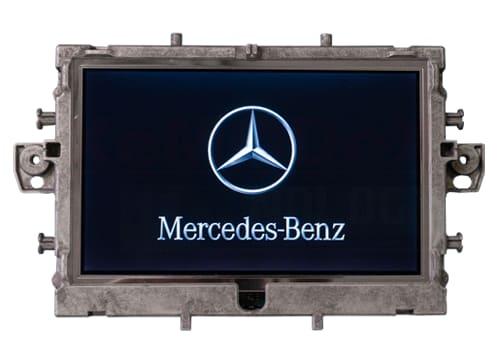 Comand Navigation Display Repair Service for Mercedes-Benz GLK-Class