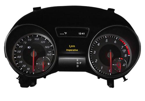 Instrument Cluster Repair For Mercedes-Benz