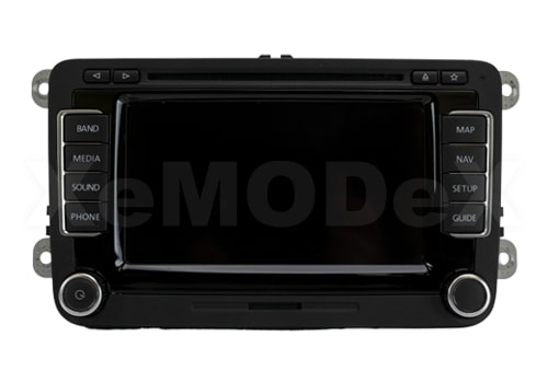 Infotainment System RNS-510 Repair For Volkswagen