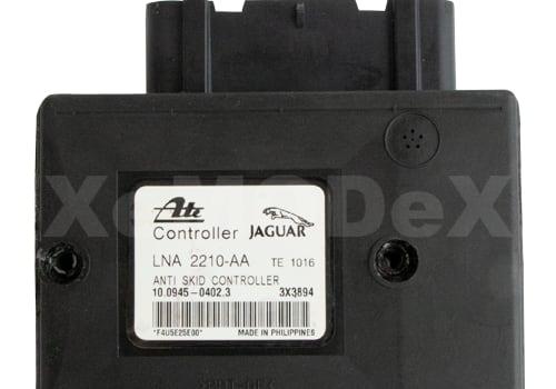 ABS Module Repair For Jaguar