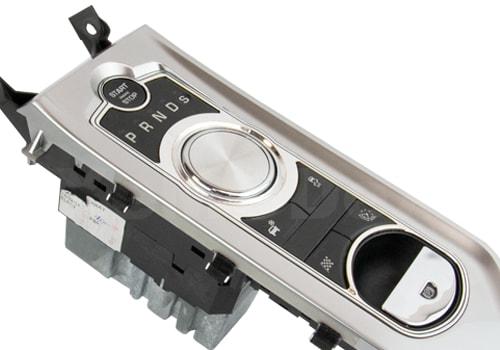 Gear Shift Module Repair For Jaguar XF