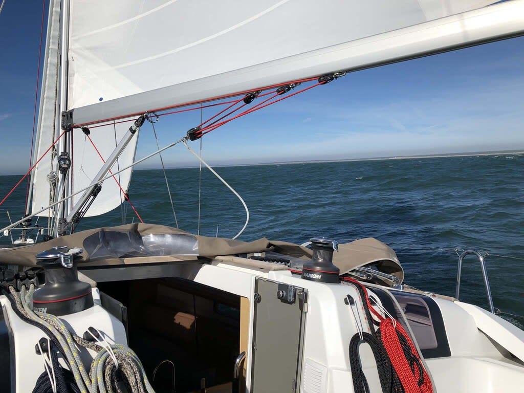 Beau temps pour convoyer Atlantica