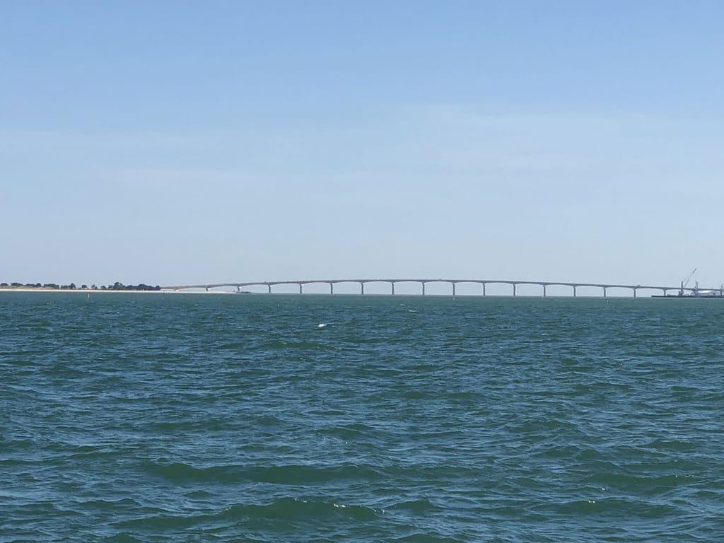 île de Ré - Le pont