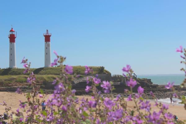 Promenade en mer Tour de lile