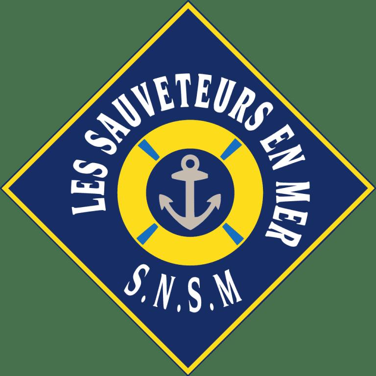 Logo Societe Nationale de Sauvetage en Mer SNSM