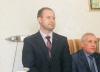 Игорь Морозов вручил ветерану юбилейную медаль «75 лет Победы»