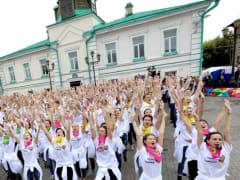 Поздравление губернатора и спикера с Днем российской молодежи