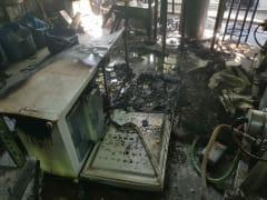 Скончался пострадавший при взрыве в томской лаборатории
