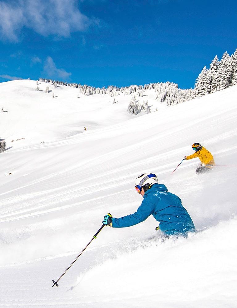 Ski & Ride Vail Mountain