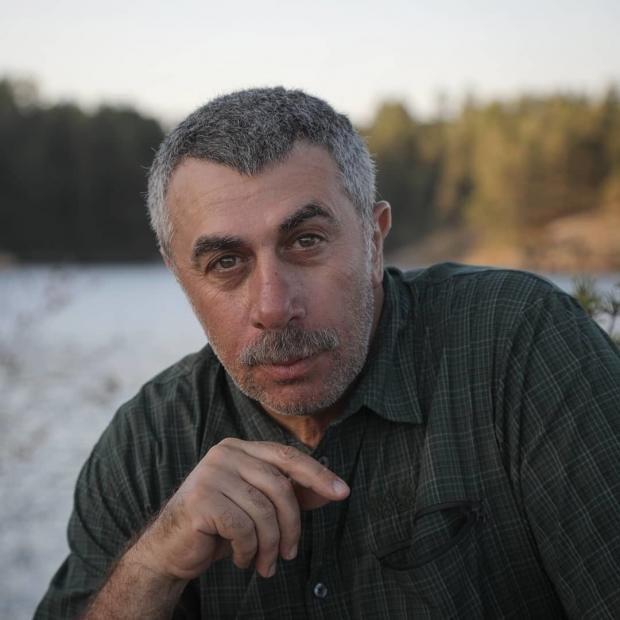 Доктор Комаровский оценил возможность заражения коронавирусом от бессимптомного больного