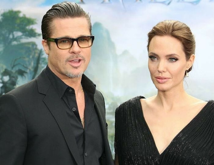 Джоли и Питт воссоединились ради дня рождения дочери