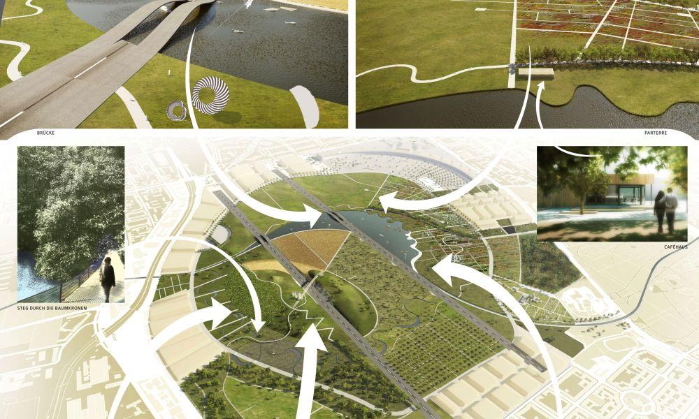 Hrotovice, veřejná prostranství, M&P Architekti