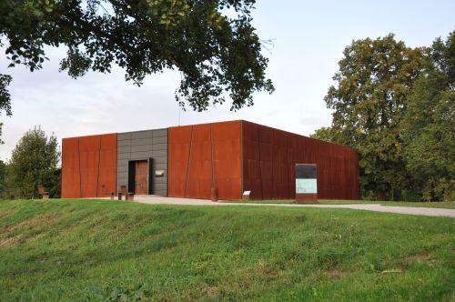 Mikulčice, Archeopark, M&P Architekti, Mp architekti