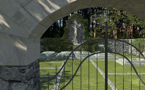 Kostelní Vydří, krajina karmelitánského kláštera, M&P Architekti, Mp architekti
