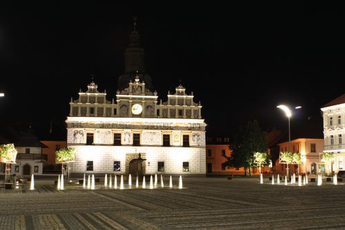 Stříbro, Masarykovo náměstí, M&P Architekti, Mp architekti