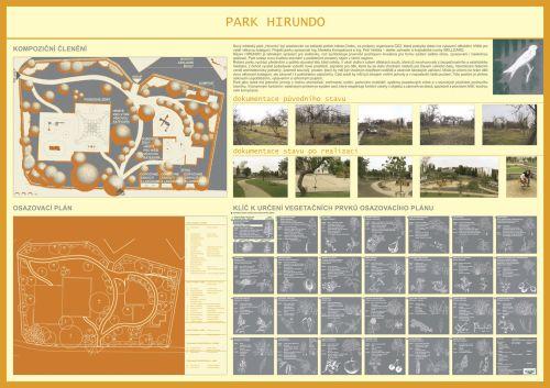 Cheb, Park Hirundo, M&P Architekti, Mp architekti