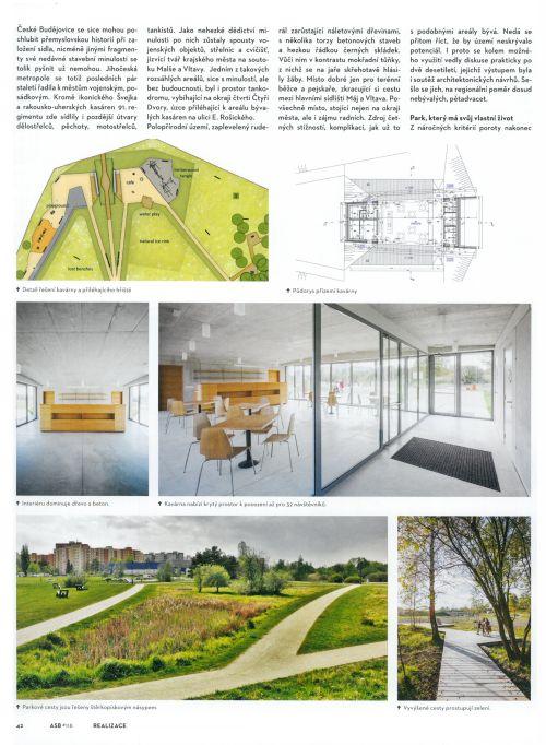 ASB architektura, stavebnictví, byznys, M&P Architekti, Mp architekti