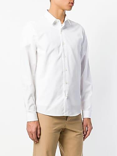 ami alexandre mattiussi classic long sleeve shirt