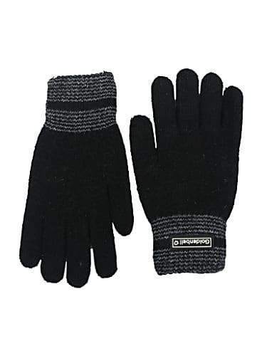 Romano Mens Black Winter Hand Gloves