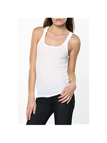 ralph lauren womens white tank top