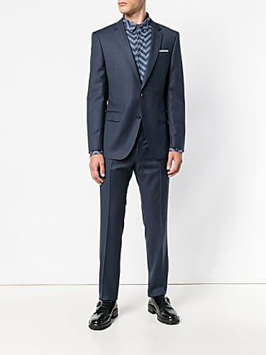 boss hugo boss two-piece formal suit