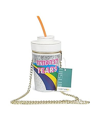 lui sui 2017 unicorn tealui sui girls drink cross body bag