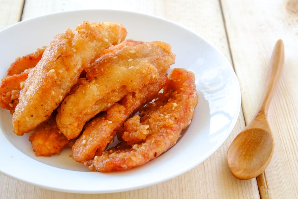 Offbeat monsoon special fritters recipe - Thai banana bhajiya