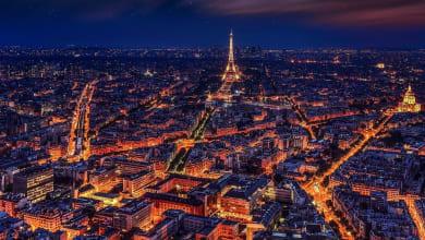 Paris Virtual city tour