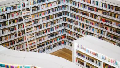 unique libraries around the world