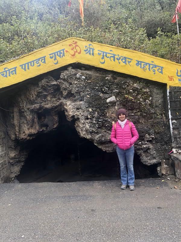Lakhamandal - Pandavon ki gufa