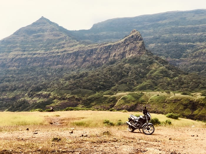 Independence point near Pune