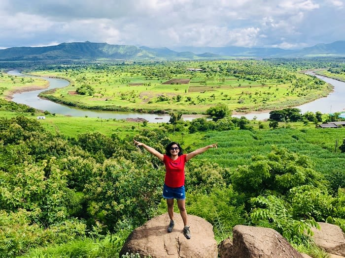 Necklace point - near Bhor Pune