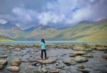 Hiking to Kashmir Great Lakes